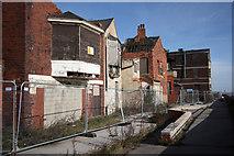 TA0827 : Dockland dereliction by Richard Croft