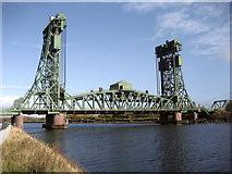 NZ4719 : Newport Bridge by Chris Heaton