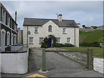 SH1726 : Attractive house by the sea in Aberdaron by Eirian Evans