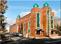 SJ9494 : Jamia Mosque by Gerald England