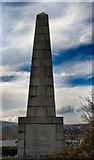 TQ4210 : Martyrs' Memorial Lewes by Paul Gillett