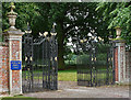 SJ6324 : Gates, Peplow by Stephen Richards