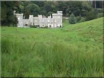SW9741 : Caerhays Castle by Philip Halling