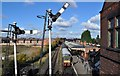 SK5419 : Loughborough Central Station by Ashley Dace