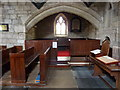 NU2322 : Holy Trinity, Embleton, The Craster Porch by Alexander P Kapp