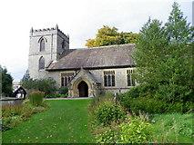 SD9772 : St Mary's Church, Kettlewell by Maigheach-gheal