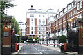 TQ2579 : Kensington Green, W8 by Phillip Perry