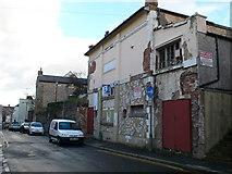 SJ0566 : The old Cinema, Denbigh by Eirian Evans