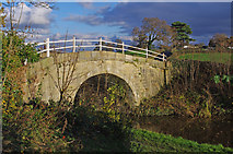 SD4752 : Bridge 79, Lancaster Canal by Ian Taylor