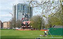 TL0506 : Apartments in Hemel Hempstead by Graham Horn
