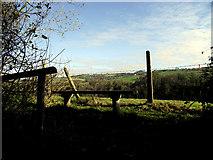 SJ8860 : Seat with a view by Jonathan Kington