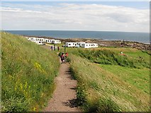 NO6207 : Fife Coast Path by Richard Webb