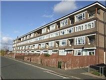 SJ9200 : Council Housing - Valley Road by John M