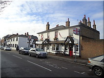 TQ1667 : The Red Lion public house, Thames Ditton by Stacey Harris