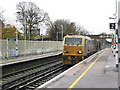 TQ3264 : Network Rail vehicle at South Croydon by Stephen Craven