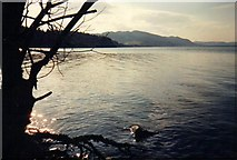 NM9609 : Loch Awe by June Hodge