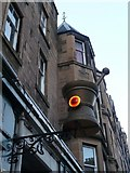 NT2572 : Chemist's sign in Marchmont by kim traynor