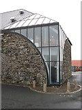 NJ9967 : Scottish Lighthouse Museum by Graeme Yuill