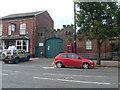 SJ5177 : Barracks entrance, Frodsham by Eirian Evans
