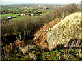SJ8760 : Crags on Congleton Edge by Jonathan Kington