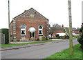 TM1194 : Converted Methodist chapel, Bunwell by Evelyn Simak