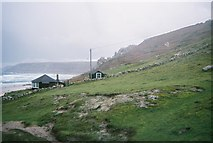 SW3526 : Carn Keys house in Vellan Dreath Valley, Cornwall by Trionon