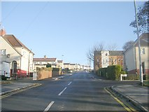 SE2033 : Ingham's Avenue - Waterloo Road by Betty Longbottom