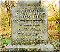 TL0939 : Osborn Memorial by Martin