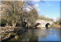 SO5145 : Moreton Bridge by Philip Pankhurst