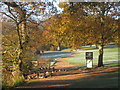 TQ7825 : Path around Bodiam Castle by Oast House Archive