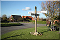 SK8748 : Stubton Crossroads by Richard Croft