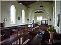SD5399 : St Thomas' Church, Selside, Interior by Alexander P Kapp