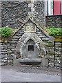 SD5095 : Burneside Mills, Burneside, Drinking fountain by Alexander P Kapp