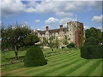 TQ4745 : Hever Castle, Kent by nick macneill