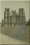ST5545 : Wells Cathedral in 1930 by George Baker