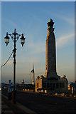 SZ6398 : Royal Navy War Memorial, Southsea, Hampshire by Peter Trimming