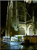 ST7564 : Bath Abbey and aerial photographs by Neil Owen