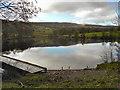 SD7013 : Gleaves Reservoir by David Dixon