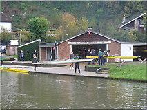SU9948 : Guildford Rowing Club by Colin Smith