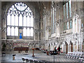 TL5480 : Ely Cathedral - the Lady Chapel by Evelyn Simak