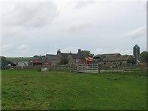 SK1751 : Bassett Wood Farm between Fenny Bentley and Tissington, Derbyshire by Eamon Curry