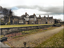 SD6911 : Smithills Hall by David Dixon