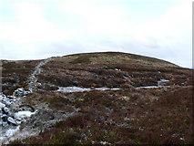 NN7954 : Barren Hilltop by Liz Gray