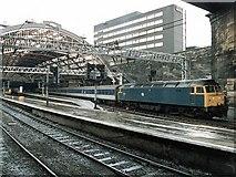 SJ3590 : Railway Station, Liverpool Lime Street by Dave Hitchborne