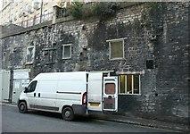 ST7565 : Stone reclamation workshop, Walcot Street, Bath by Humphrey Bolton