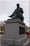 NT2574 : Statue of James Clerk Maxwell, Edinburgh by Jim Barton