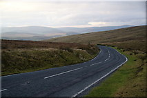 SD7148 : The road to the Forest of Bowland by Bill Boaden