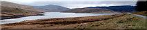 SN7487 : Nant-y-moch Reservoir by John Lucas