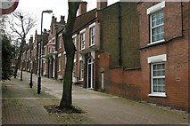 TQ2775 : Lavender Hill: Town Hall Road by Christopher Hilton