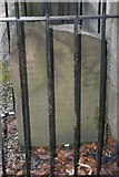 NS7177 : Francis Gordon's gravestone, Kilsyth Burns and Old Parish Church by Becky Williamson